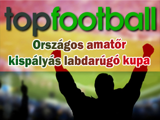 TopFootball Amatőr kupa index