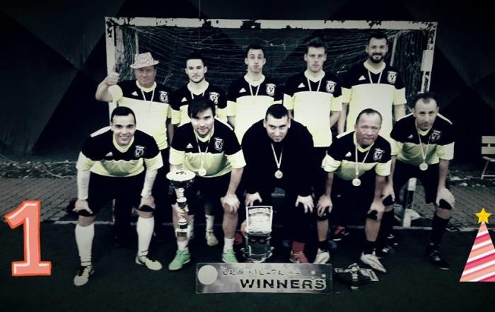 Barna Team Farsang 1.
