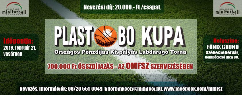 Plastobo Kupa I, facebook