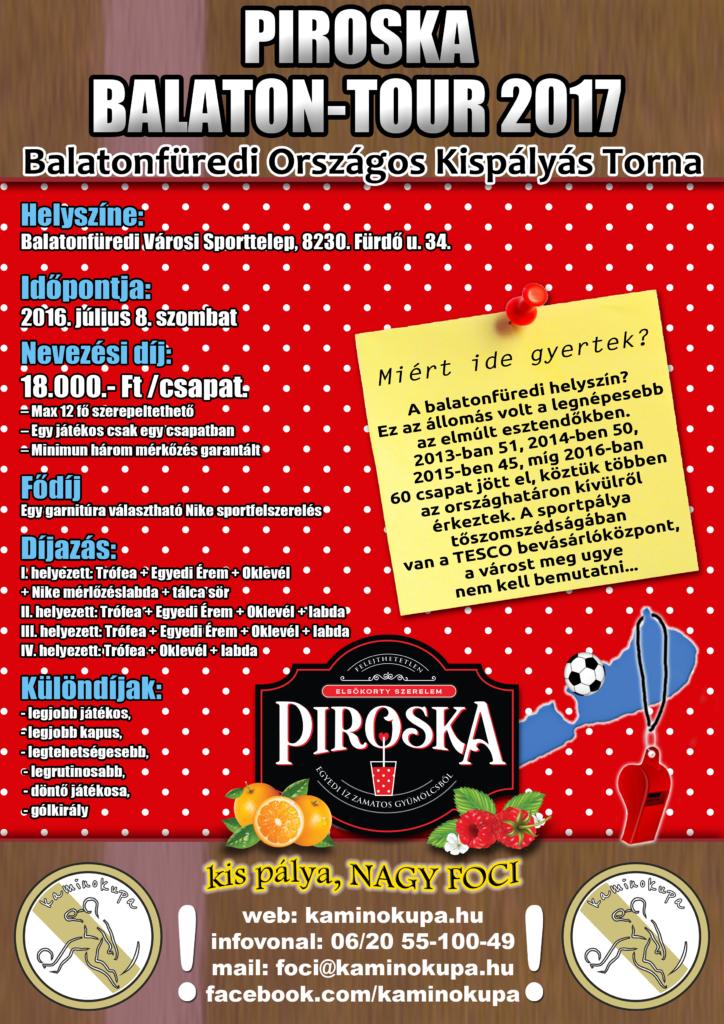 Balaton-tour 2017 FÜREDI plakát_v6